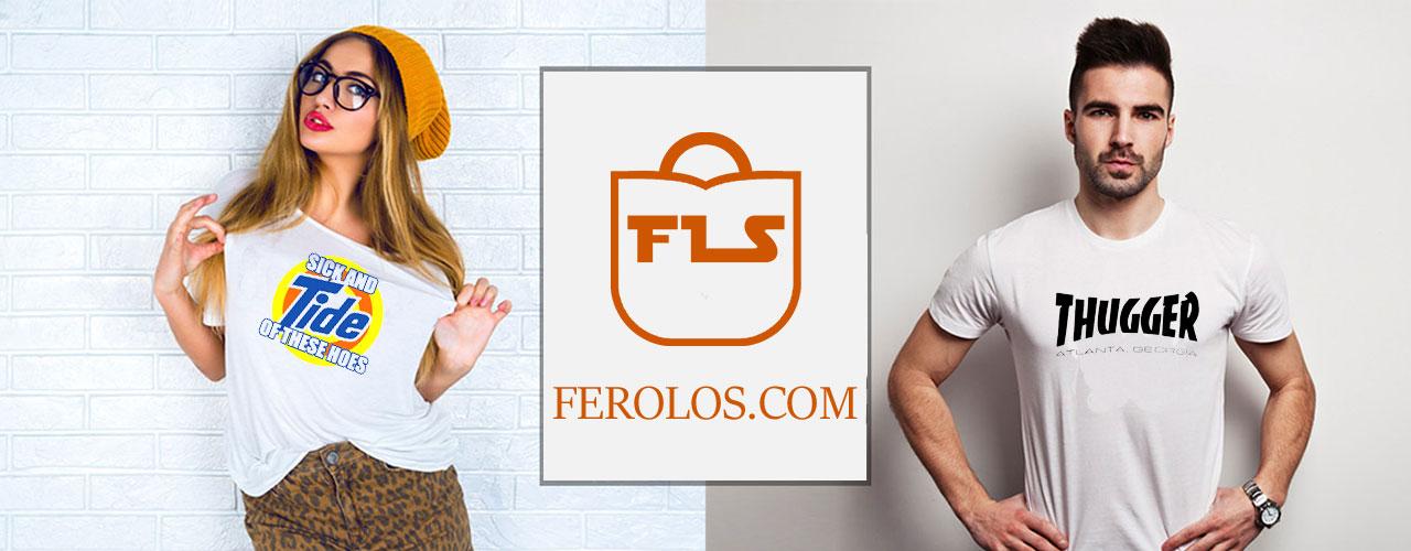 Ferolos Shop Banner