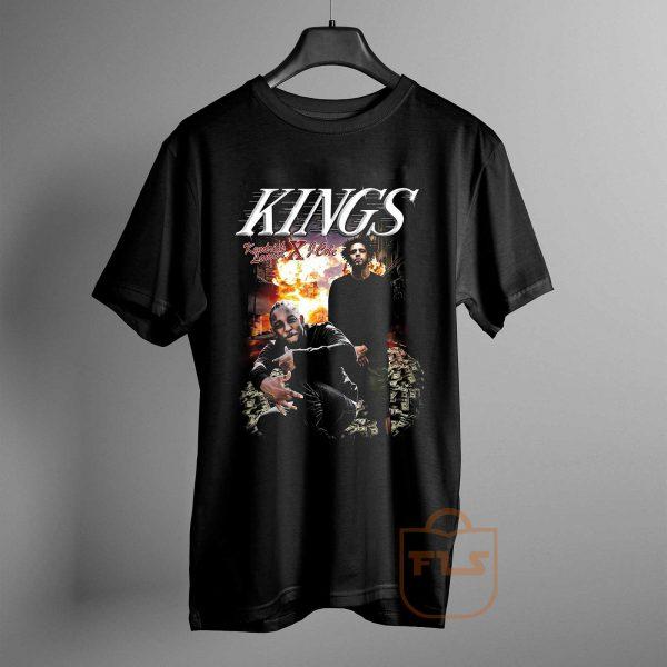 J Cole X Kendrick Lamar T Shirt