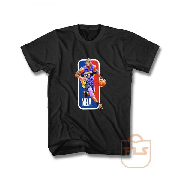 Kobe Bryant NBA Logo T Shirt