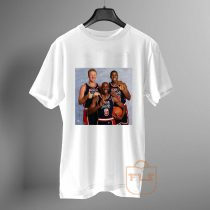 Michael Jordan Magic Johnson Larry Bird T Shirt 1
