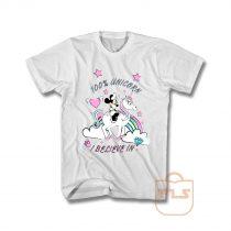 Minnie Mouse 100 Unicorn T Shirt