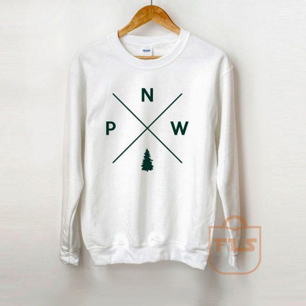 PNW Pacific Northwest Sweatshirt