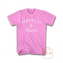 Powered By Plants Vegan T Shirt