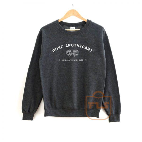 Schitts Creek Rose Apothecary Sweatshirt