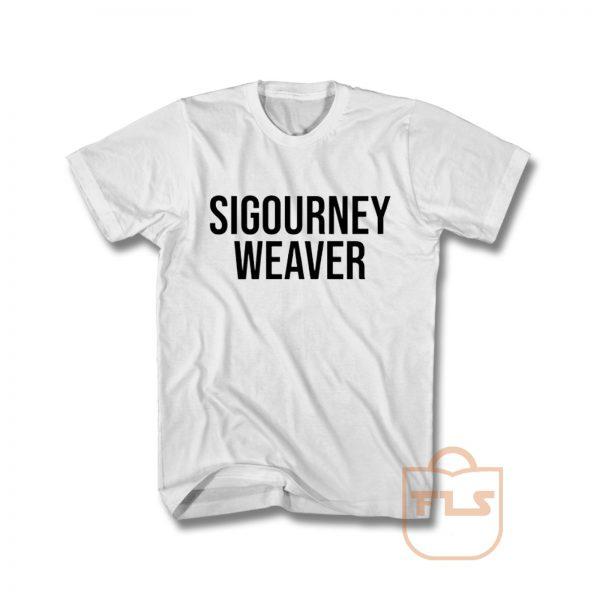 Sigourney Weaver T Shirt