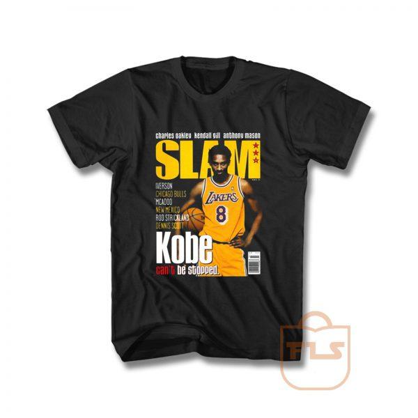 Slam Magazine Kobe Bryant Cover Vintage T Shirt