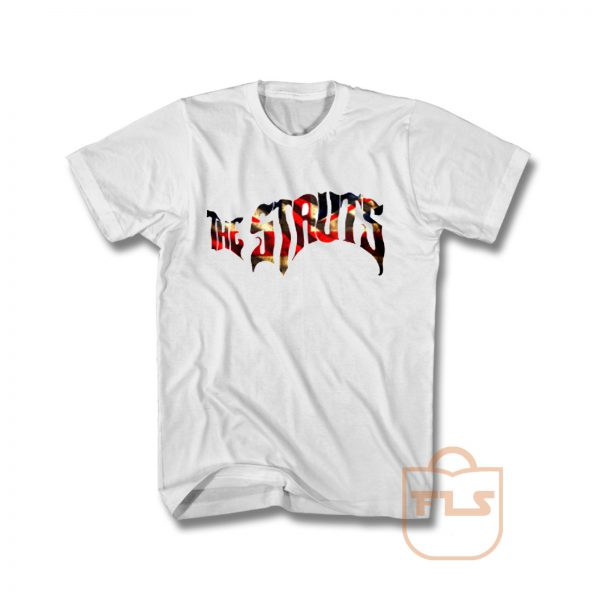 The Struts Logo T Shirt