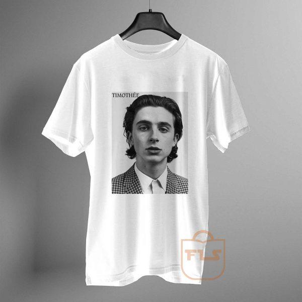 Timothée Chalamet T Shirt
