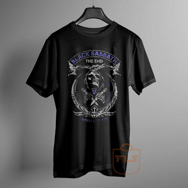 black sabbath the end T Shirt