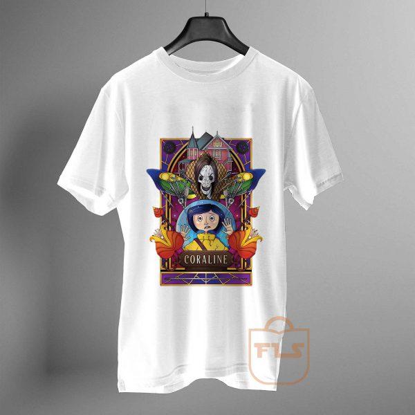 coraline movie T Shirt