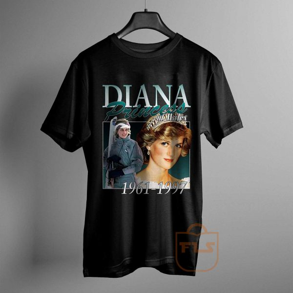 diana princess of wales T Shirt