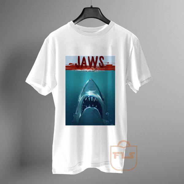 jaws movie T Shirt