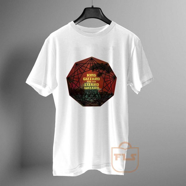 king gizzard and the lizard wizard nonagon T Shirt