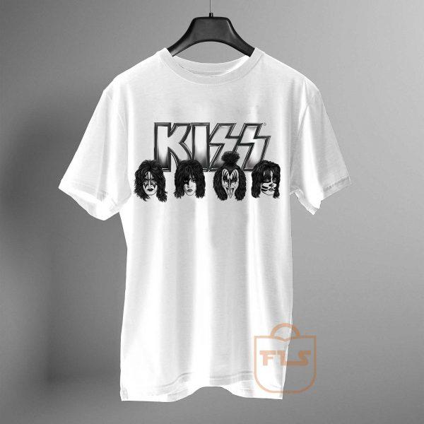 kiss band T Shirt