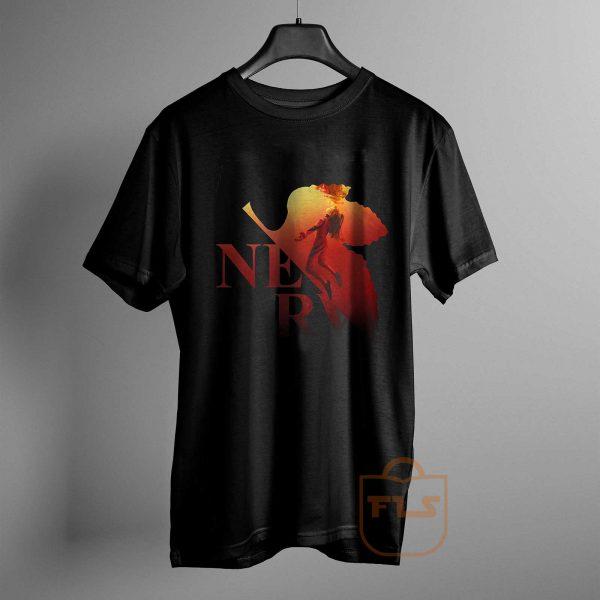 neon genesis evangelion Nerv T Shirt