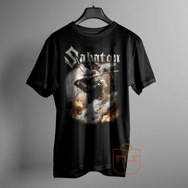 sabaton speed metal T Shirt