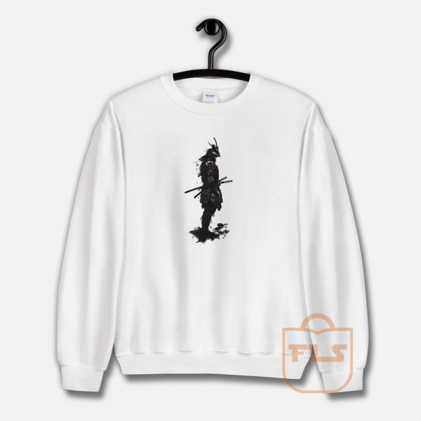 Armored Samurai Sweatshirt