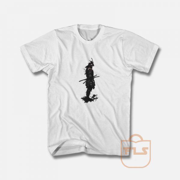 Armored Samurai T Shirt
