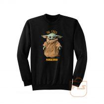 Baby Yoda Mandalorian The Child Sweatshirt