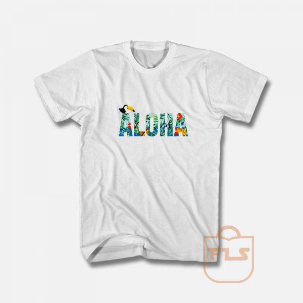 Beach Hawaii Aloha T Shirt