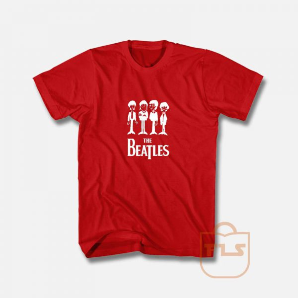 Beatles 90s T Shirt