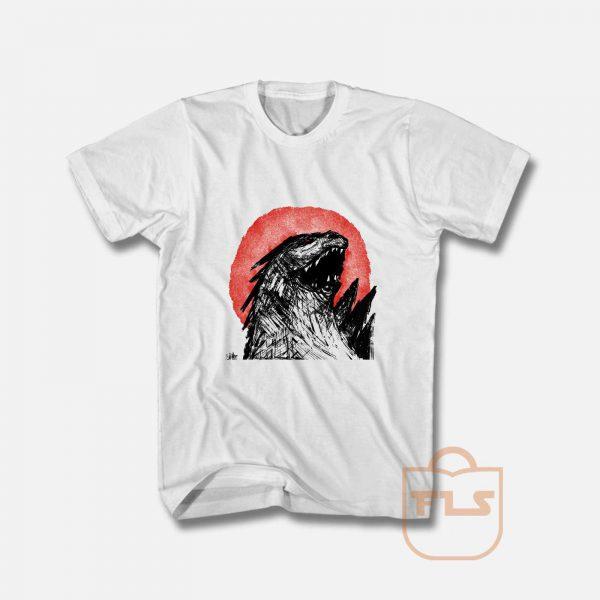 Brozilla Japan Style T Shirt