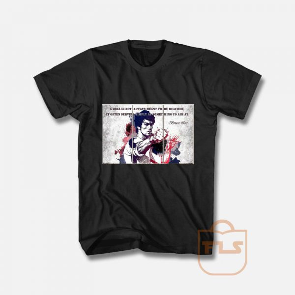 Bruce Lee Karate Kung Fu T Shirt