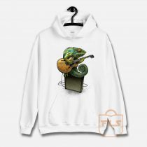 Chameleon Plays the Blues Hoodie