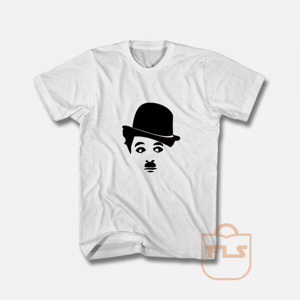 Charlie Chaplin 90s T Shirt