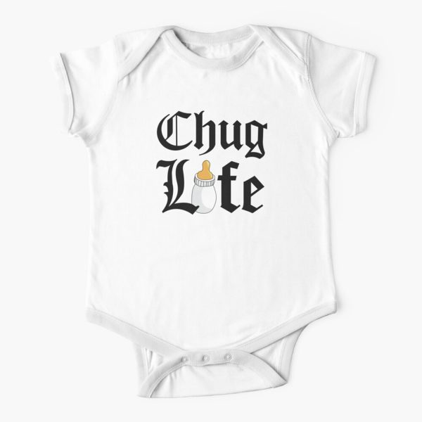 Chug Life Baby Onesie