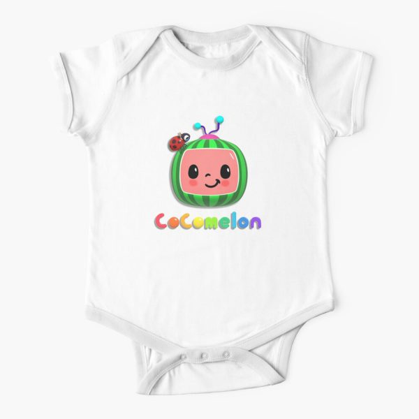 Coco Melon Baby Onesie