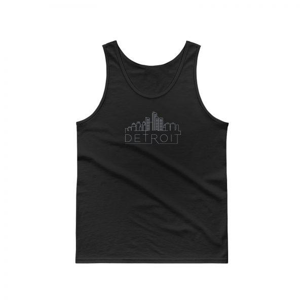Detroit Tank Top