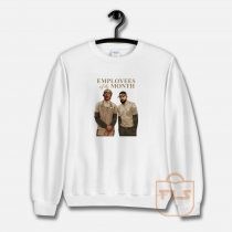 Drake Future Yeezy Boost Earth Match Sweatshirt