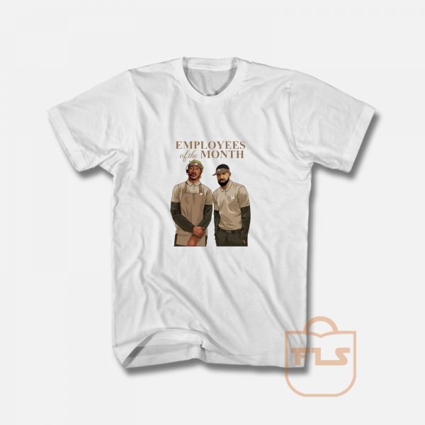 Drake Future Yeezy Boost Earth Match T Shirt