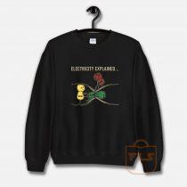 Electricity Explained Sweatshirt
