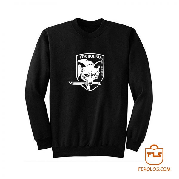 Fox Hound Specal Force Group Sweatshirt