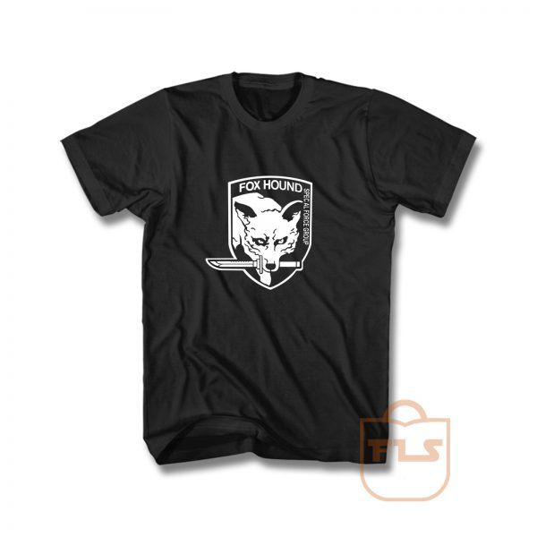 Fox Hound Specal Force Group T Shirt