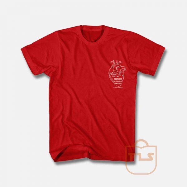 Frankenstein Literature T Shirt
