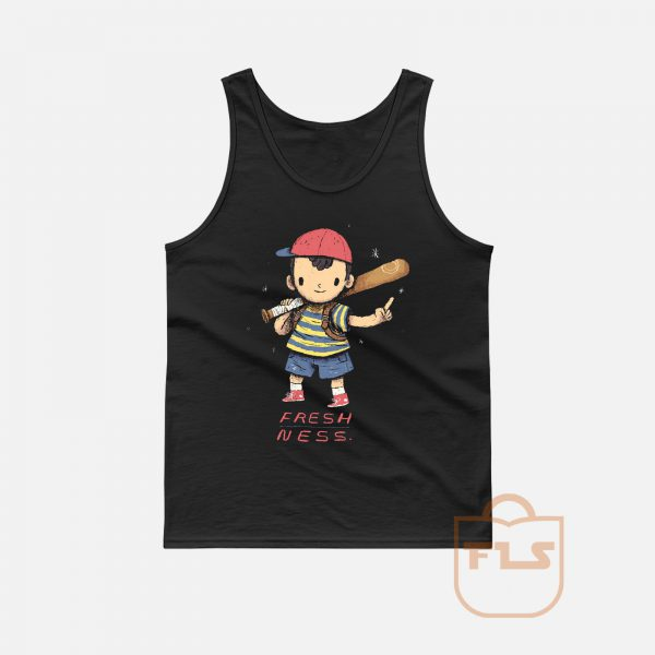 Fresh Ness Earthbound Tank Top