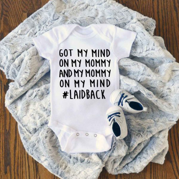 Funny Song Lyric Baby Onesie