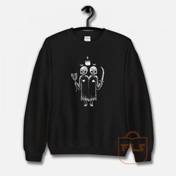 Gemini Horrorscope Sweatshirt