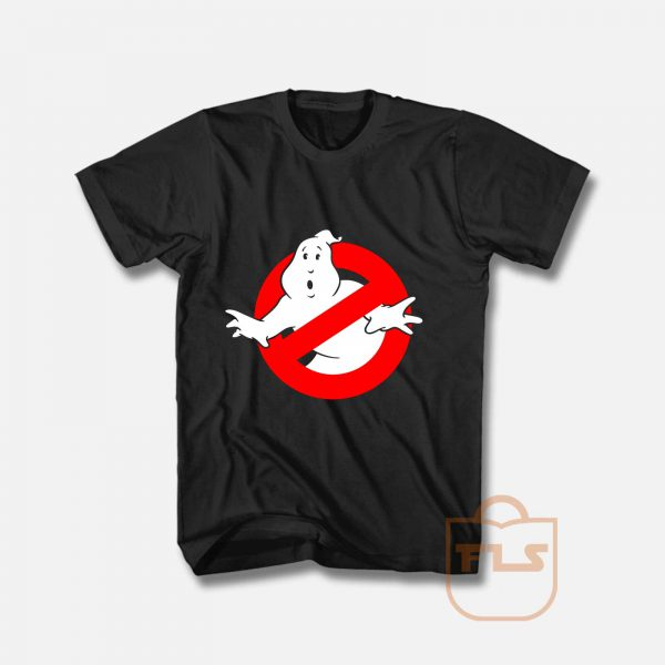 Ghost Warning Ghost Buster T Shirt