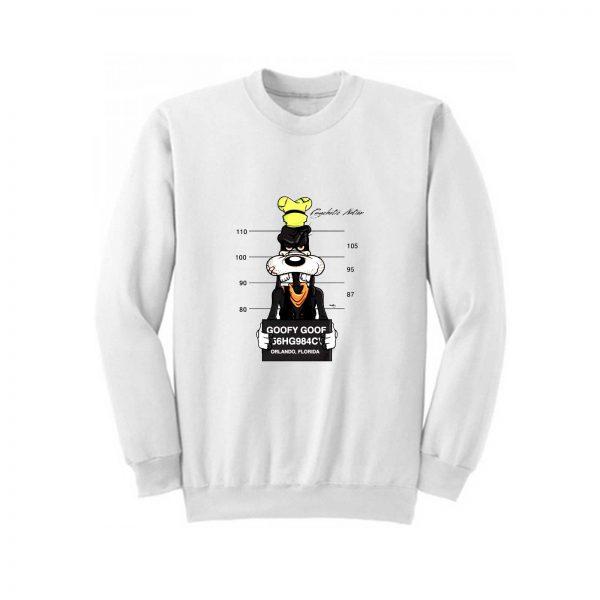Goofy Goof Prisoners Sweatshirt