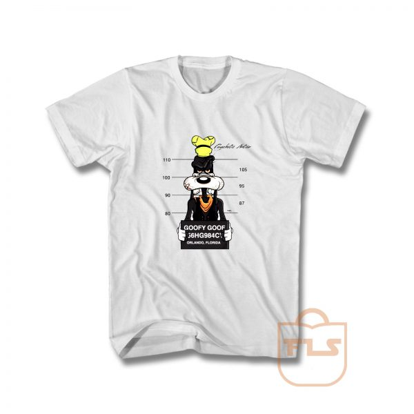 Goofy Goof Prisoners T Shirt