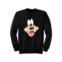 Goofy Smile Face Sweatshirt