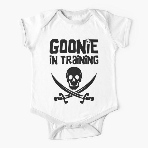 Goonie in Training Baby Onesie