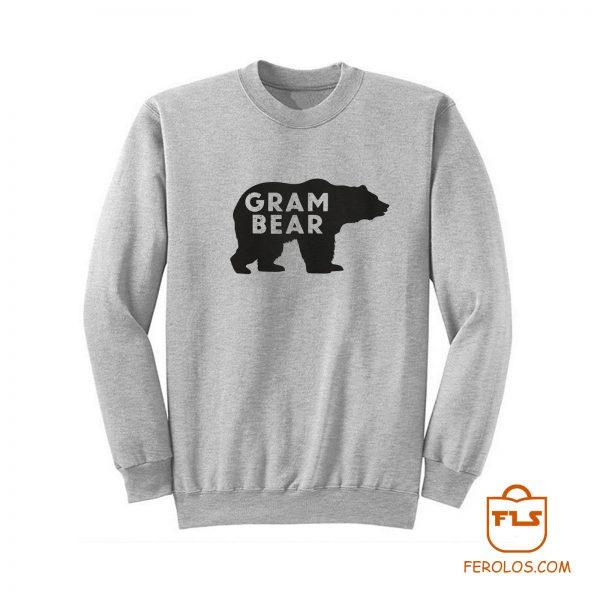 Gram Bear Sweatshirt