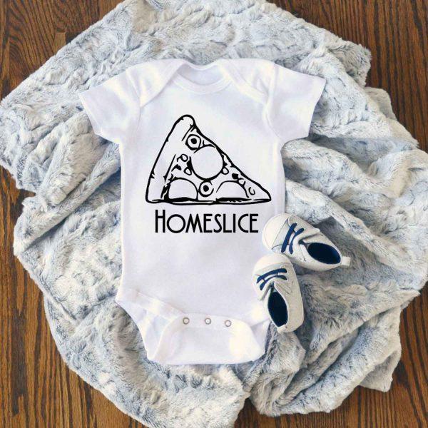 Homeslice Baby Onesie