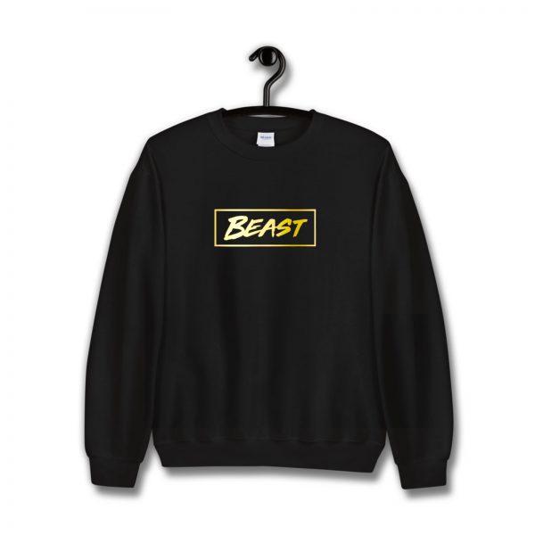Kids Mr Beast Inspired Youtube Sweatshirt