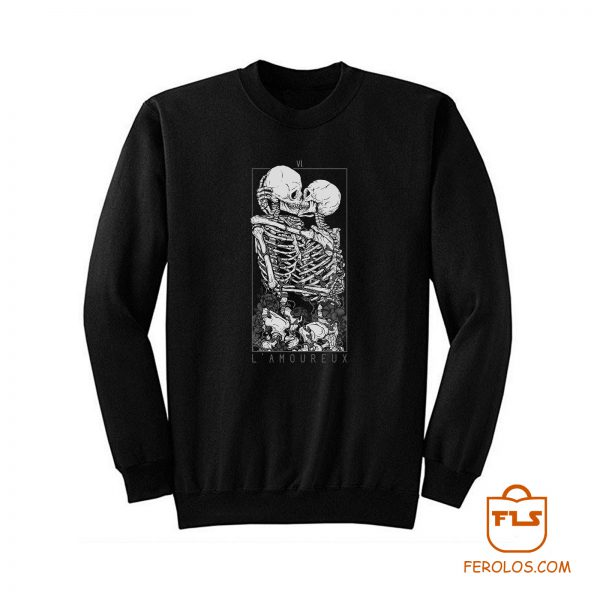 LAmoureux VI Kiss Sweatshirt